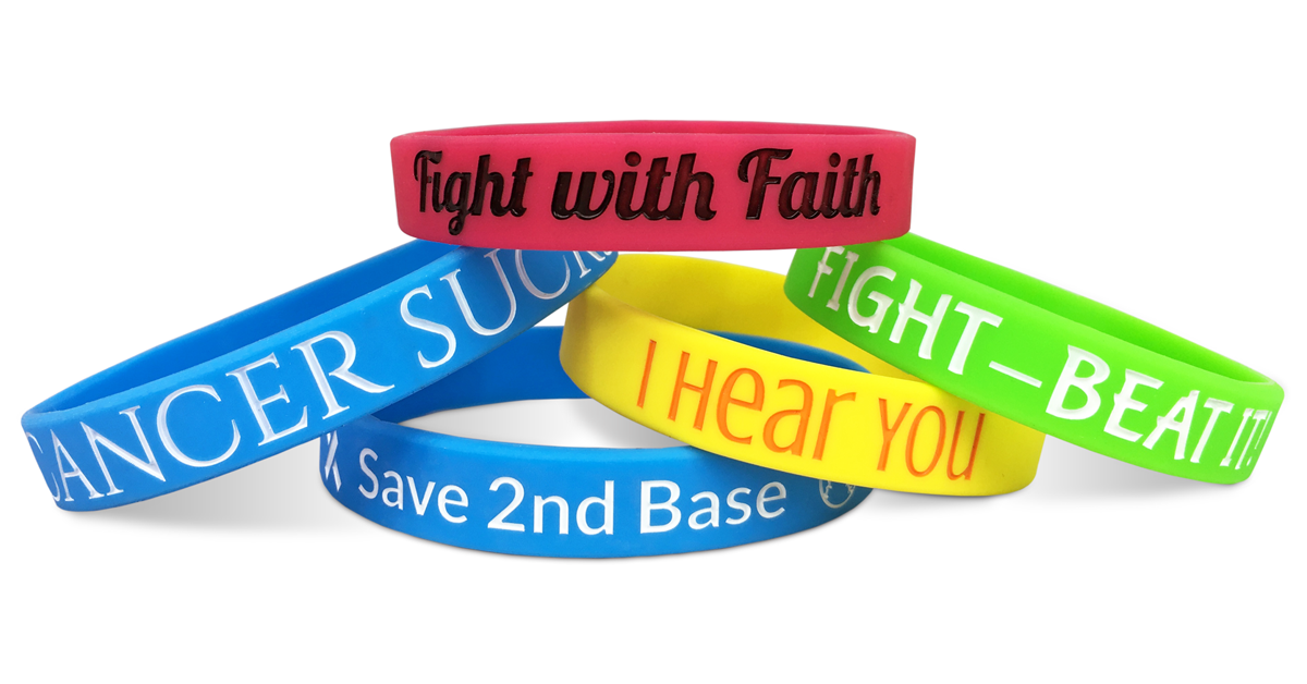 Make Inspirational Wristbands For The Motivated Soul