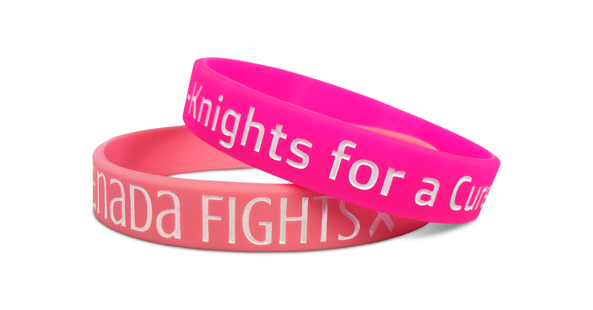 Make T Cancer Awareness Wristbands Fast And