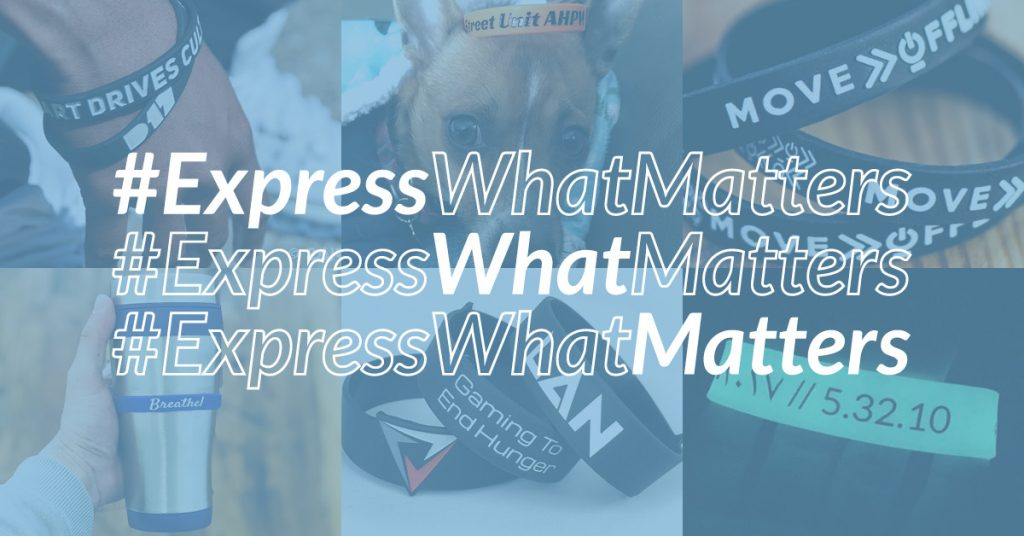 Express What Matters Giveaway